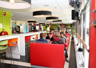 Restaurant Maritieme Academie Harlingen