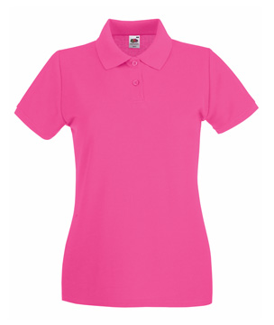 lady-fit-polo-fuchsia-voorkant