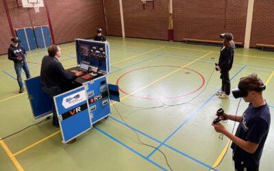 Maritieme Academie Harlingen start het gebruik van een Virtual Reality (VR) simulator